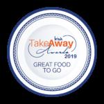 Great Food to Go - Irish Takeaway Awards 2019