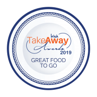 Great Food to Go - Irish Takeaway Awards 2019