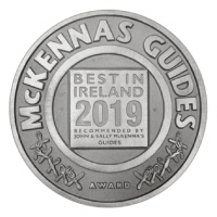 McKennas Guides - Best Food in Ireland 2019