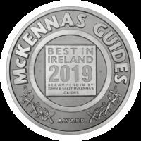 McKennas Guides - Best Food in Ireland 2019